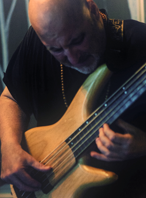David Hilton | Bass Lessons Los Angeles